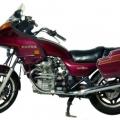 Honda Silver Wing 500