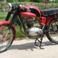Mondial 125 TS Serie Oro
